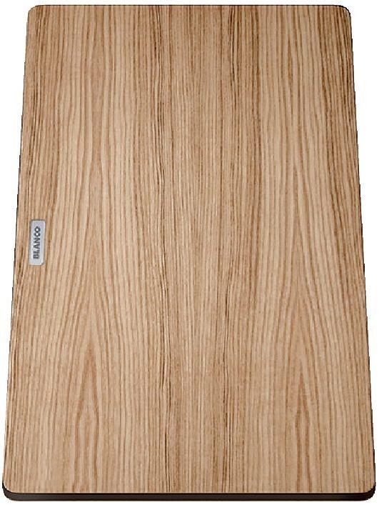 BLANCO Deska drewniana jesion, 424x240, [SUBLINE i ANDANO] 230700 Płać mniej za zakupy u nas - (22)266 82 20 Zapraszamy :)