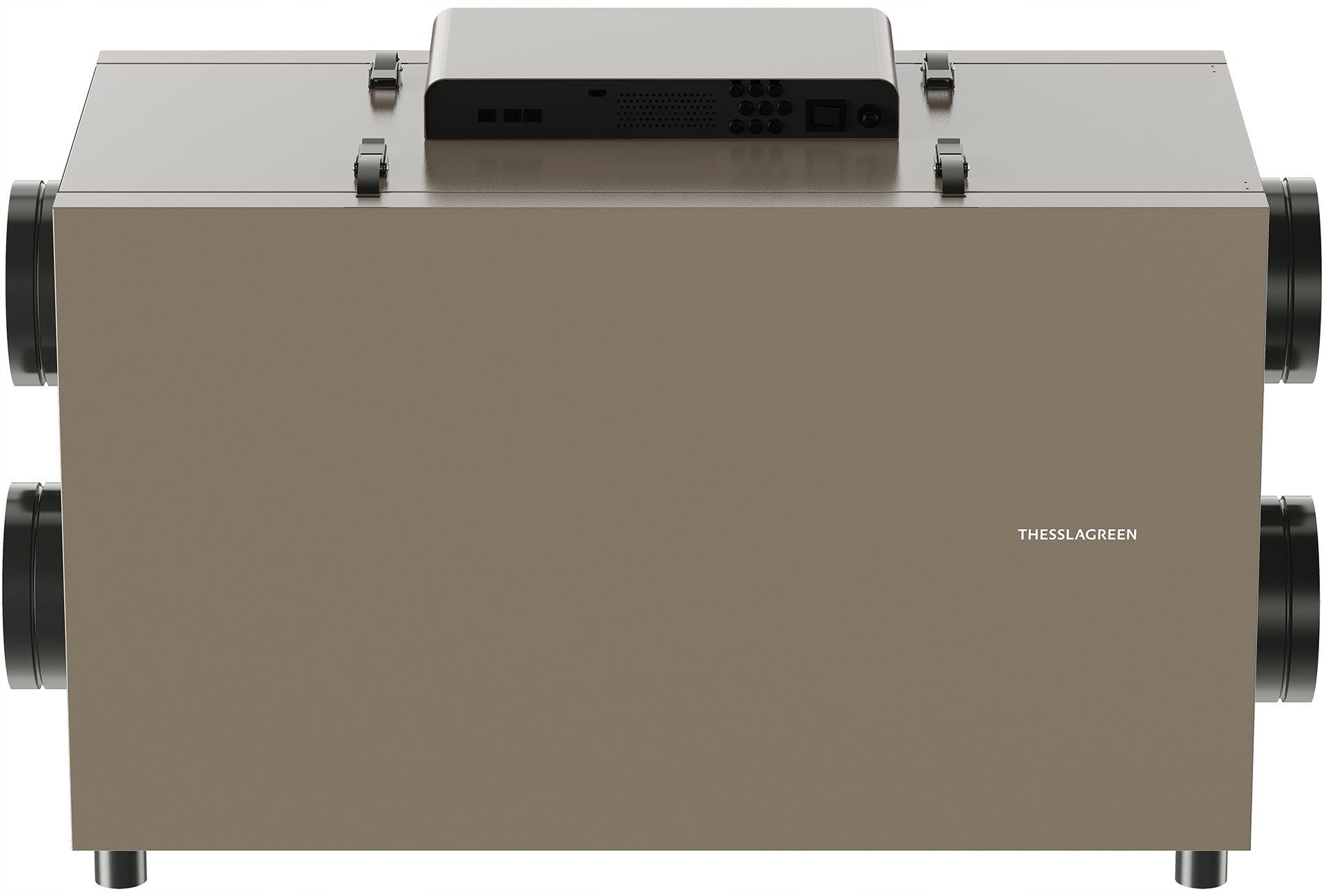 Rekuperator Thessla AP Home 400h Energy+ montaż Centrala wentylacyjna Thesslagreen AirPack Home 400h Energy+