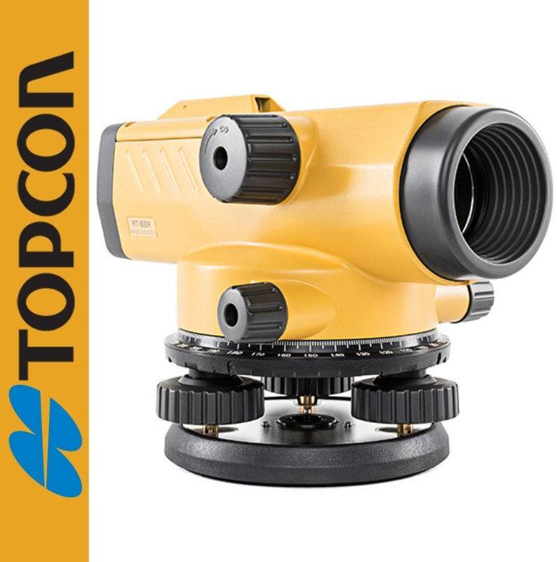 Niwelator automatyczny serii TOPCON AT-B4A / AT-B3A