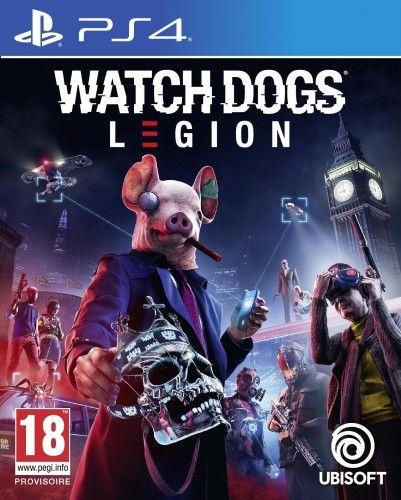 Watch Dogs Legion PS 4 Używana