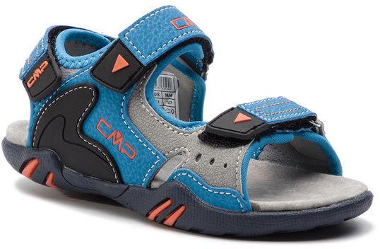 Sandały Kids Alphard Hiking Sandal 39Q9614 Niebieski