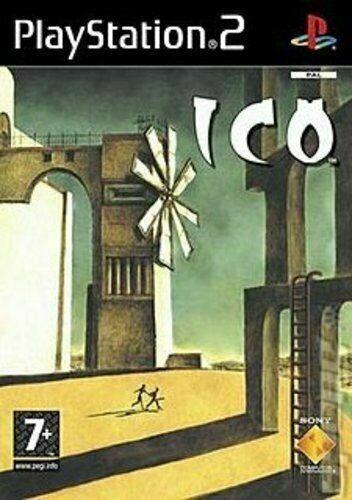 ICO PS2 Używana
