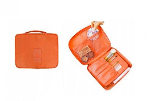Kosmetyczka podróżna z wkładką na akcesoria MALLORCA