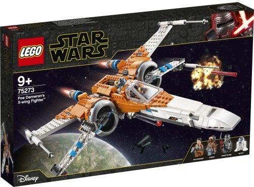 LEGO Star Wars - Myśliwiec X-Wing Poe Damerona 75273