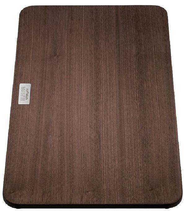 BLANCO Deska drewniana orzech, 425x240 231703 Płać mniej za zakupy u nas - (22)266 82 20 Zapraszamy :)