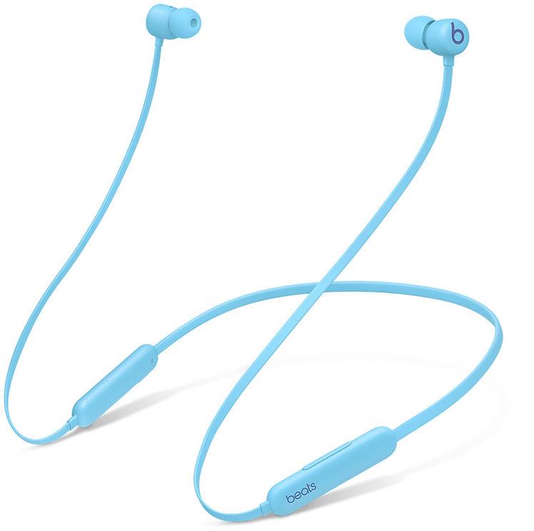 Beats Flex bezprzewodowe słuchawki douszne (płomienny niebieski)