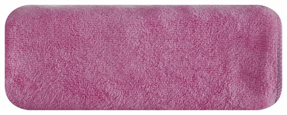 Ręcznik Szybkoschnący Amy 30x30 24 amarantowy 380 g/m2 Eurofirany