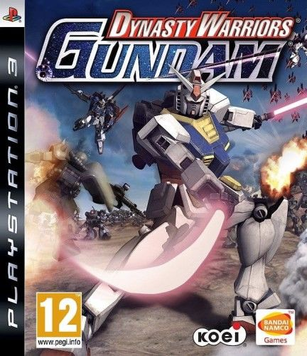 Dynasty Warriors Gundam PS3 Używana