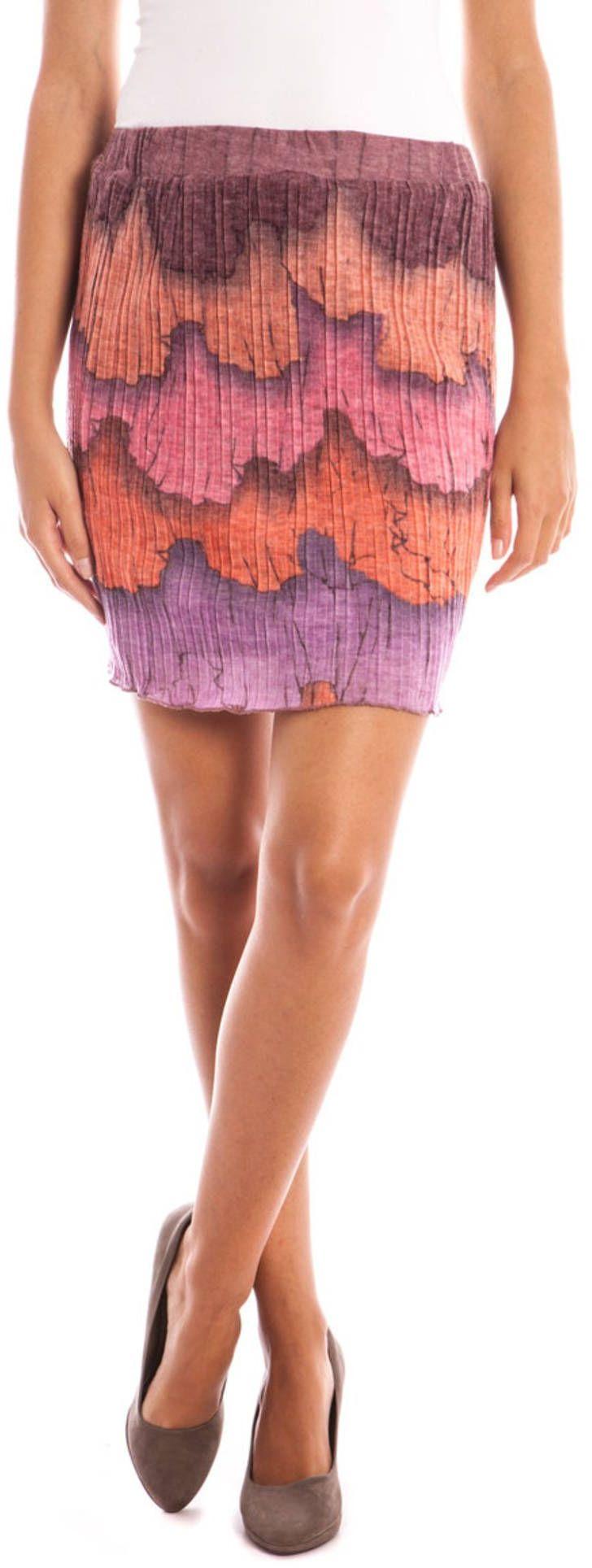 LAVAND. Longuette skirt Women