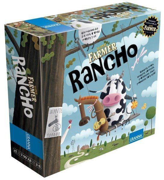 Gra Superfarmer Rancho - Opracowanie Zbiorowe