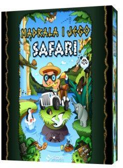 Mądrala i jego safari - multilicencja - CD-ROM