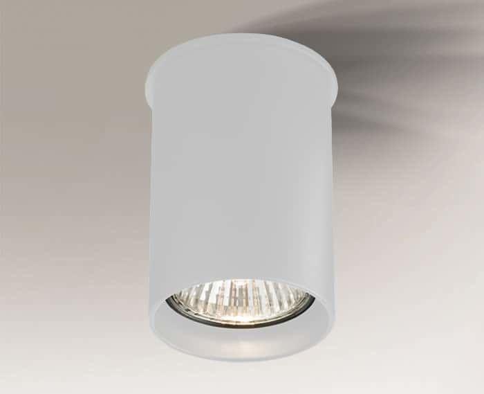 Oprawa natynkowa ARIDA 7008 Shilo biały