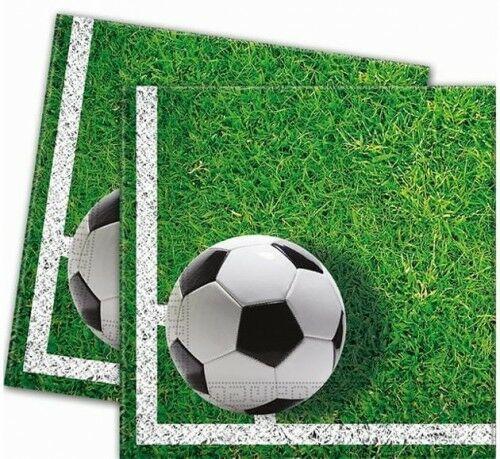 Serwetki papierowe Football - Piłka Nożna (20 szt)