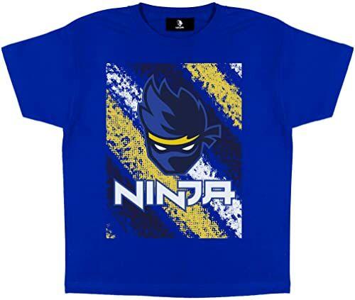 Ninja Icon dziewczęca koszulka oficjalny produkt koszulka dla graczy, pomysł na prezent urodzinowy dla dziewcząt
