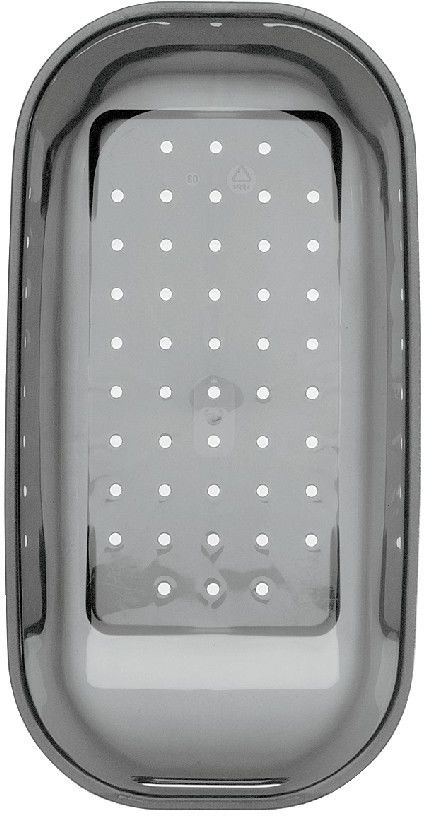 BLANCO Odsączarka transparentna szara, [NOVA 6/6 S, MEDIAN 6 S, LANTOS 6-IF] 214443 *(22)-266-82-20* Zapraszamy :)