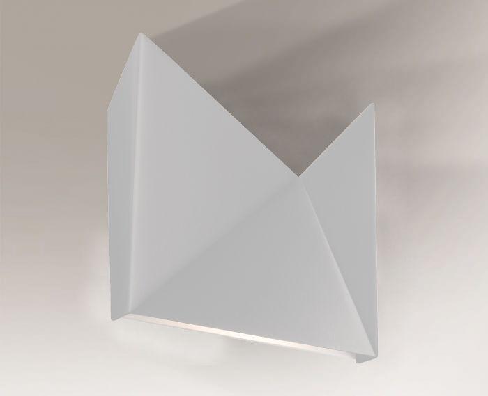 Kinkiet AGI 7443 Shilo biały