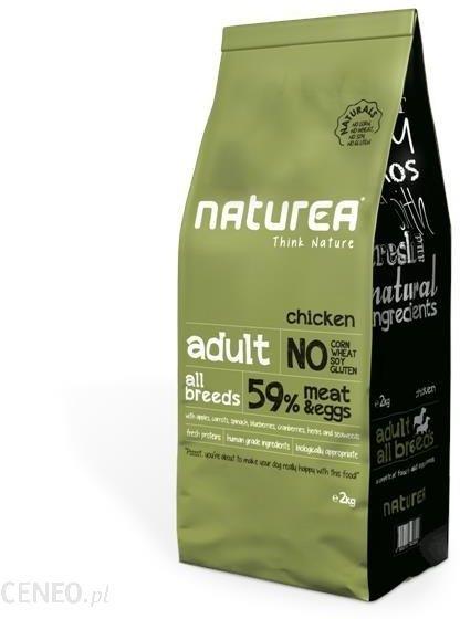 Naturea Adult Kurczak 12kg Do każdego zamówienia dodaj prezent. Bez dodatkowych wymagań - tak łatwo jeszcze nie było!