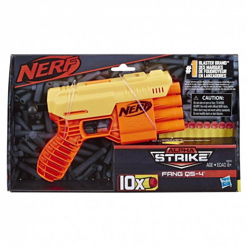 Blaster Nerf Alpha Strike Fang
