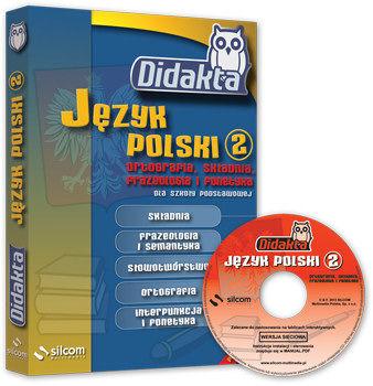 DIDAKTA Język polski 2 - multilicencja - CD-ROM
