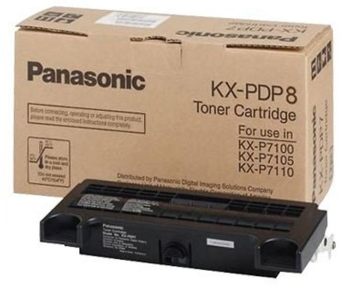 Oryginał PANASONIC KX-PDP8 toner KX-P7100, P7105, P7110 sklep Warszawa