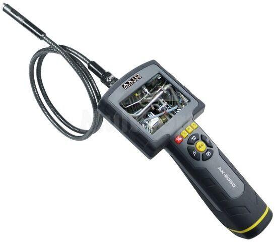 """Kamera inspekcyjna AXIOMET Wyświetlacz: LCD 3,5"""" (320x240) IP67 405g"""