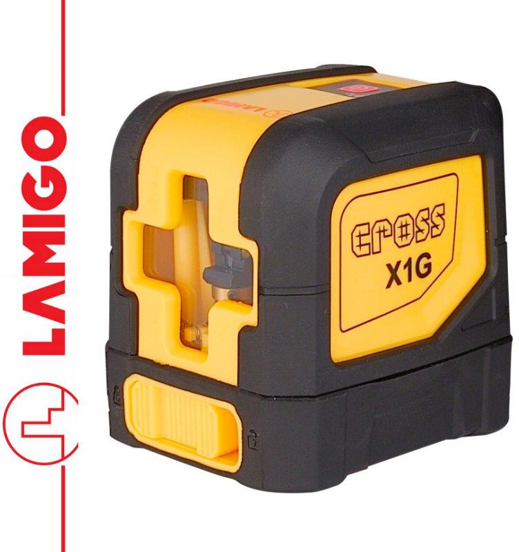 Laser liniowy, zielony CROSS X1G LAMIGO