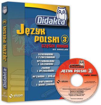 DIDAKTA Język polski 3 - multilicencja - CD-ROM