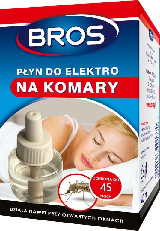 Bros płyn do elektro na komary 45 nocy 443554