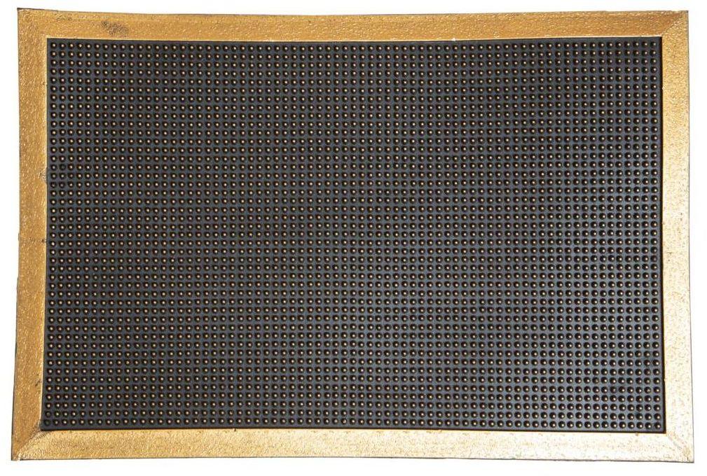Wycieraczka wewnętrzna/zewnętrzna Pinmat 60 x 40 cm gumowa z kolcami