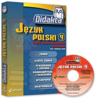 DIDAKTA Język polski 4 - multilicencja - CD-ROM