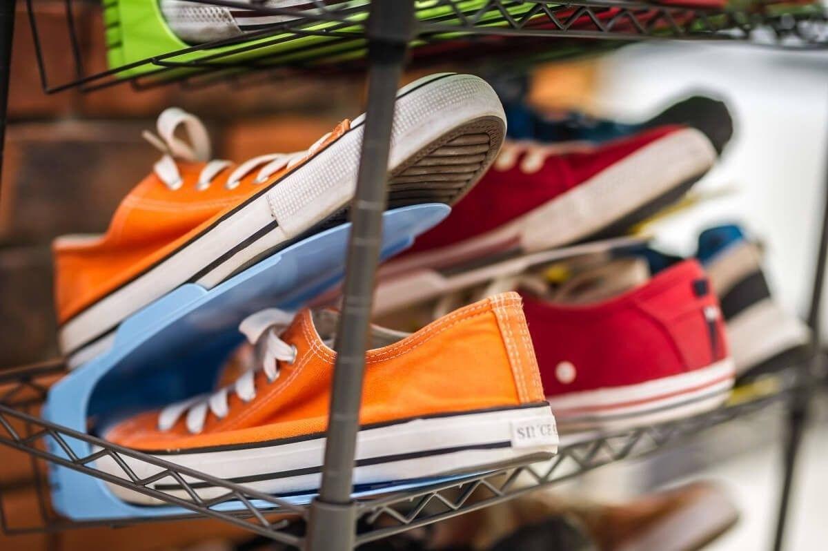 KUCHINOX - Organizer na buty czarny DGB_700M - ZNALAZŁEŚ TANIEJ? ZADZWOŃ 726 713 313