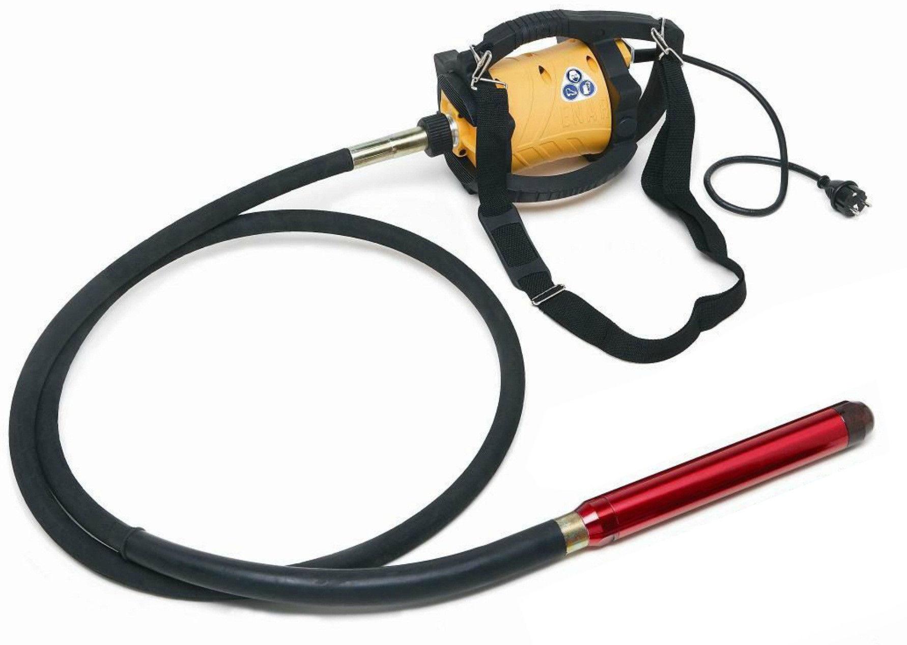 Wibrator pogrążalny Enar Dingo (wałek 1m + buława 58mm)