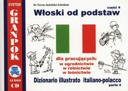 Włoski od podstaw Część 4 ZAKŁADKA DO KSIĄŻEK GRATIS DO KAŻDEGO ZAMÓWIENIA