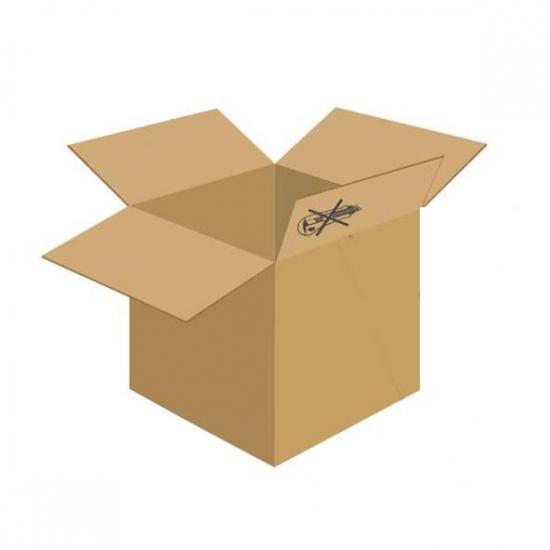 Karton klapowy tekt 3 - 310 x 205 x 295 410 g/m2 fala C nadruk