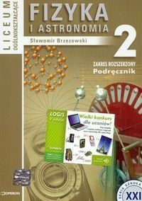 Fizyka i astronomia 2 Podręcznik