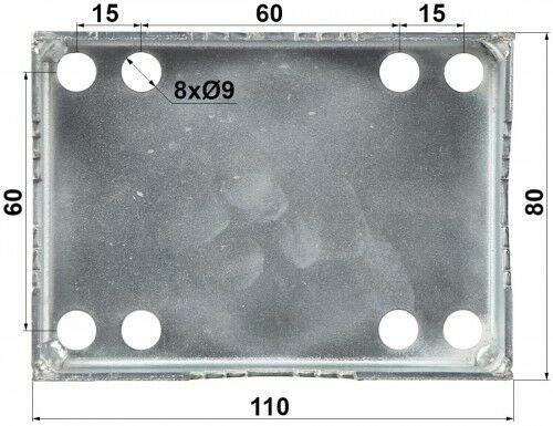 PUSZKA ZĘBATA PZ-50/W