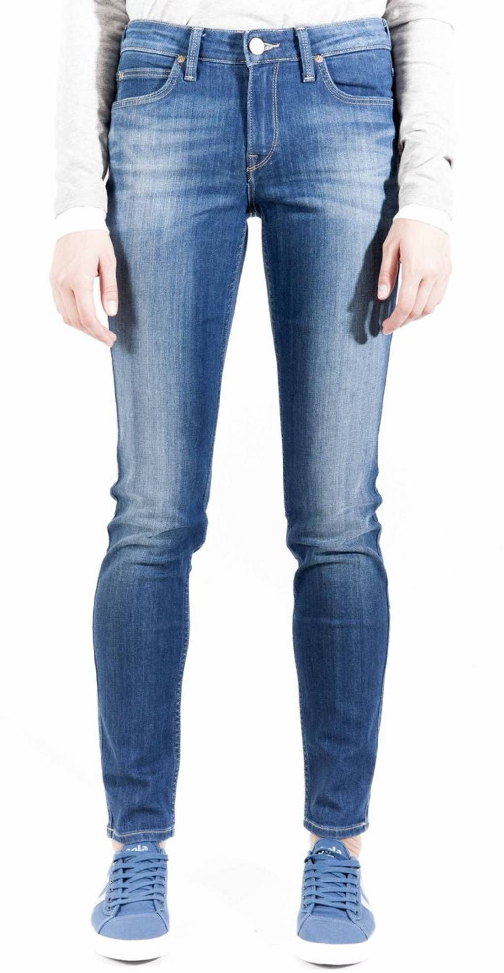Dżinsy jeansowe LEE Kobiety