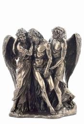 ANIOŁY TRZYMAJĄCE ZMARŁEGO JEZUSA VERONESE (WU75296A4)