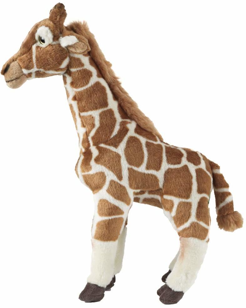 Living Nature Miękka zabawka - duża żyrafa (40 cm)