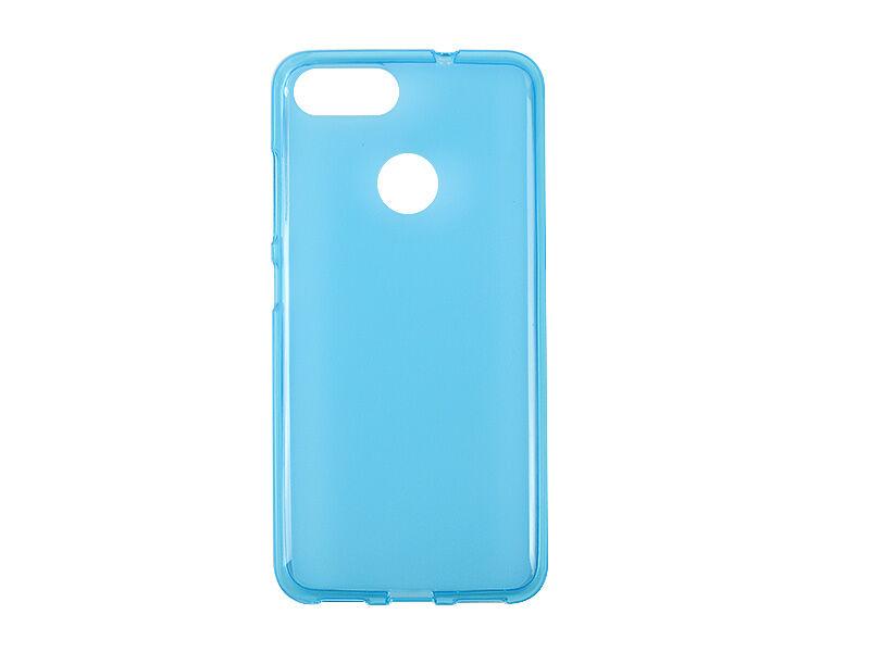 Asus Zenfone Max Plus (M1) - etui na telefon FLEXmat Case - niebieski