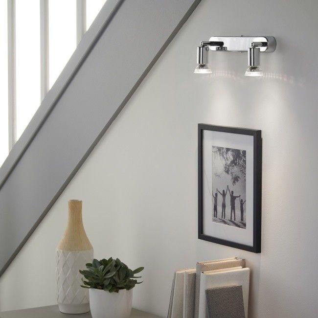 Żarówka LED Diall GU10 4,5 W 345 lm przezroczysta barwa ciepła