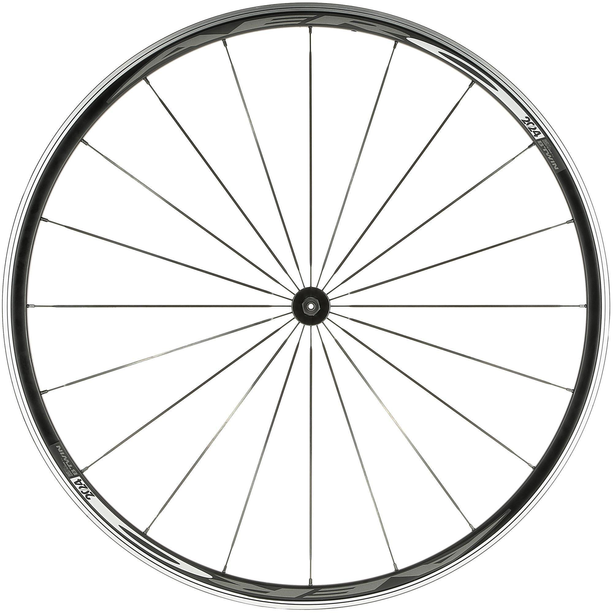 Koło do roweru szosowego 700 AERO przednie