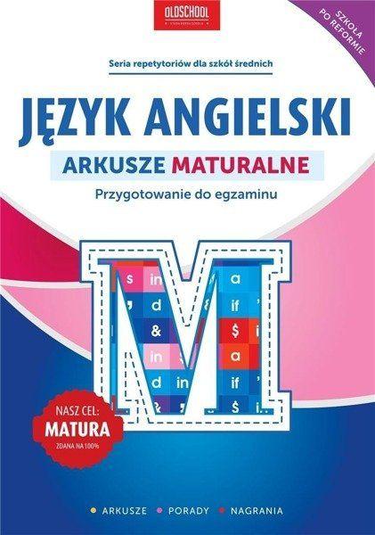 Język angielski. Arkusze maturalne - Anna Treger, Gabriela Oberda