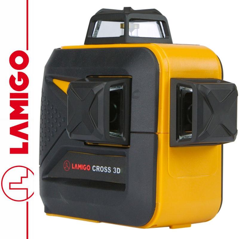 Laser krzyżowy 3D-CROSS LAMIGO