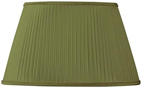 Owalny plisa klosz Ø 30 x 19 / 20 x 15 / 18 (ręcznie plisowany) Jeep