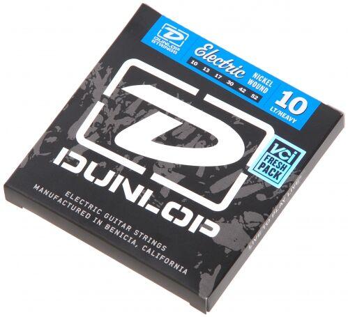 Dunlop DEN1052 struny do gitary elektrycznej 10-52