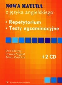 Nowa matura z języka angielskiego Repetytorium Testy egzaminacyjne z płytą CD