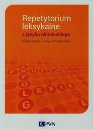 Repetytorium leksykalne z języka niemieckiego ZAKŁADKA DO KSIĄŻEK GRATIS DO KAŻDEGO ZAMÓWIENIA