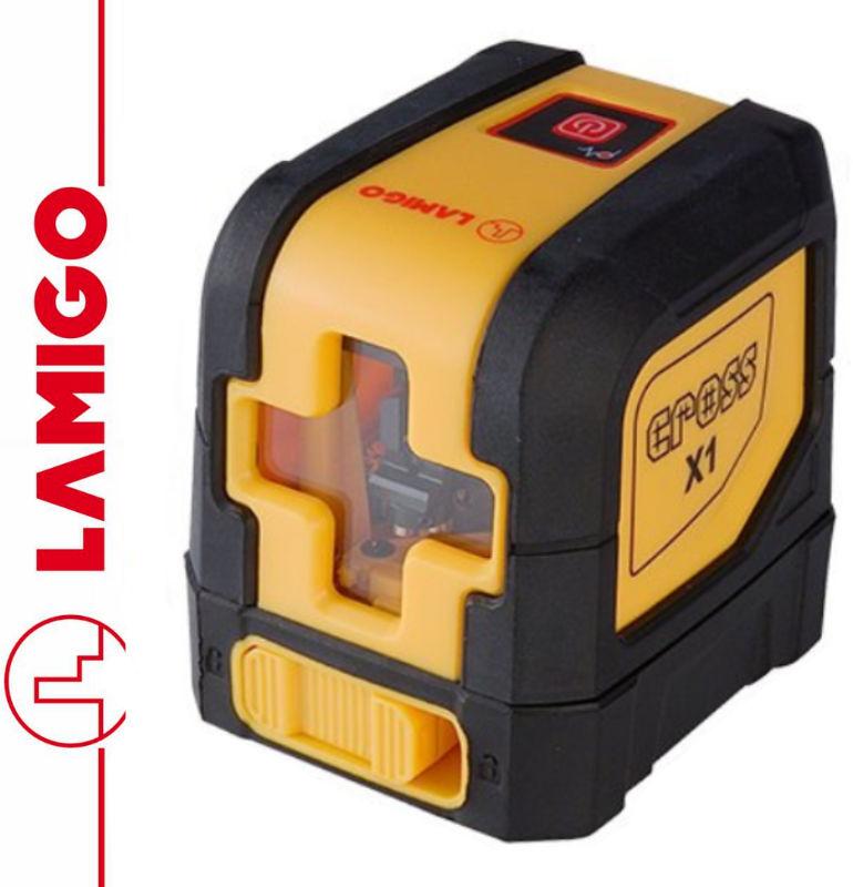 Laser liniowy CROSS X1 LAMIGO