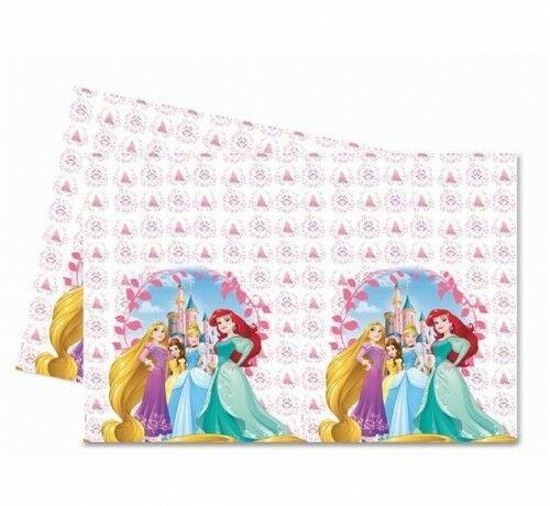"Obrus foliowy ""Disney Princess Heart Strong"" 120x180 cm"